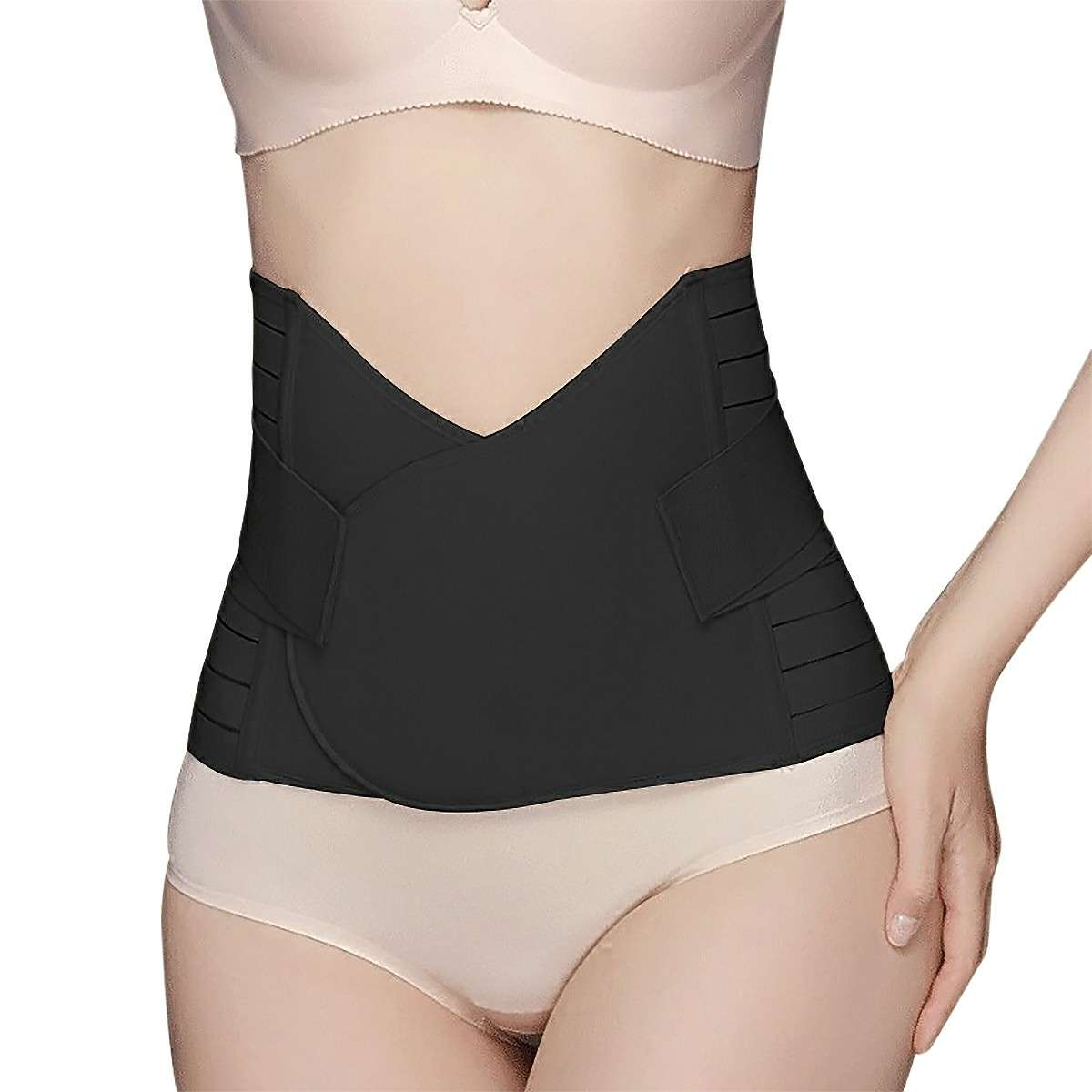 Postpartum Corset Recovery Tummy Belly Waist Support Belt | APP-28595